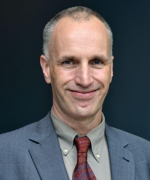 Portrait von Volker Lenk