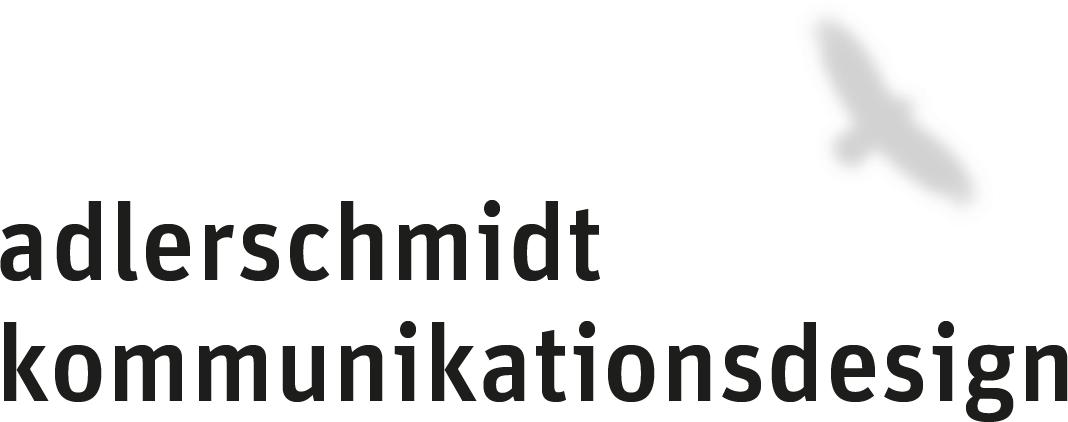 Logo von adlerschmidt GmbH kommunikationsdesign