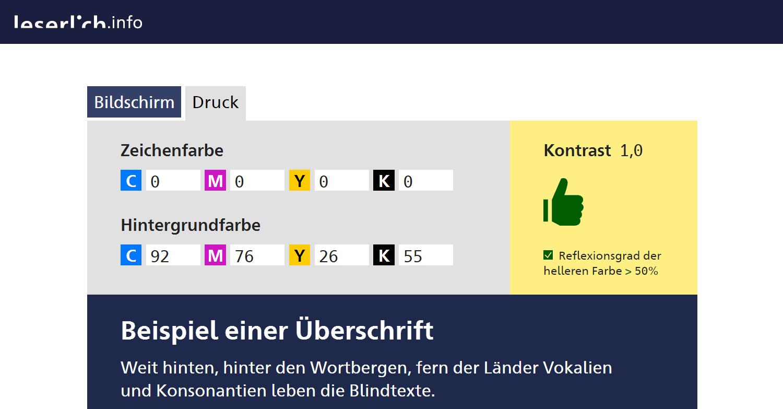 www.leserlich.info